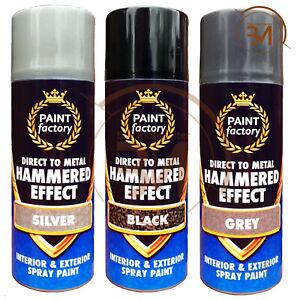 All Purpose Spray Paint Aerosol Auto Car Matt Gloss Metal Wood Plastic DIY 400ml