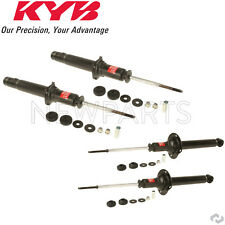 For KYB 4 Struts Shocks for Honda Accord Acura TL 340066 340063