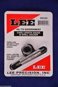 Lee Case Length Gauge & Shell Holder 45/70 Government #90152