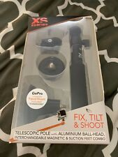 XSories Action Camera Bundle (3 Items)          All Brand New In Boxes.