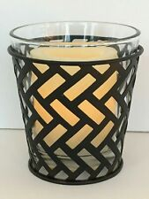 POTTERY BARN MOROCCAN VOTIVE CANDLE HOLDER CAGED NEW WITH TAGS