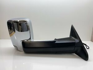 Ram 1500 2500 3500 OEM Right Tow Mirror Assembly 2013 - 2020
