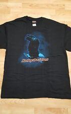 Harley Davidson Cycles Black Shirt Size XL York PA Factory Tour EUC Bald Eagle