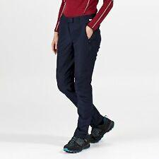 Regatta Womens' Water Repellent Highton Trousers - Navy