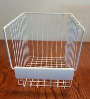 Frigidaire Refrigerator Freezer Basket Sliding, Upper, Full Part # 240530504