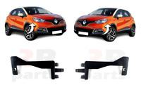 Pour Renault Captur 2013 - 2019 Neuf Avant Pare-Choc Support Gauche N/S POUR