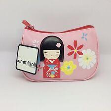 Volver a la escuela Grueso Estuche Kimmidoll Baby Pink Soft Shell Kioko felicidad