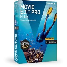 MAGIX Movie Edit Pro Plus PC Software (Download)