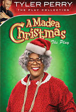 A Madea Christmas: The Play DVD