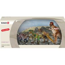 SCHLEICH 41354 Dinosaur Scenery Pack 14504 14509 14512 14359 Trex - RETIRED