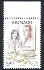 Monaco 2001 livres/Littérature/Arts/Musique/peinture/Royalty 1 V (n38559)