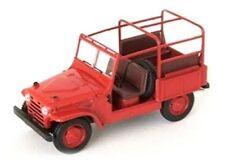 Bh076 ITALIANI FIAT CAMPAGNOLA 1952 RED 1/43 NUOVA CONFEZIONE