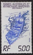 Z391 FSAT TAAF Fr. Southern Antarctic 1983 #104 Freighter Lady Franklin Mint NH