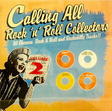 CALLING ALL ROCK 'n' ROLL COLLECTORS #2 - 30 VA CUTS