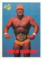 1990 CLASSIC WWF WRESTLING CARD PICK SINGLE CARD YOUR CHOICE