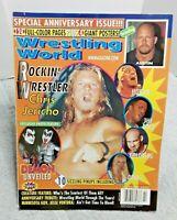 Wrestling World Magazine Feb 2000 With Posters plus Debra Austin Hogan Rock more