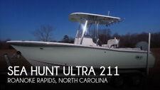 2016 Sea Hunt Ultra 211 Used