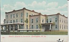 1908 The Kessler Hospital & Sanitarium in Huntington, WV West Virginia PC