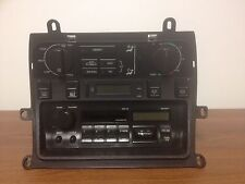 1994 JAGUAR XJ6 TAPE PLAYER/RADIO CLIMATE CONTROL *NO CODE* FREE SHIPPING! CT