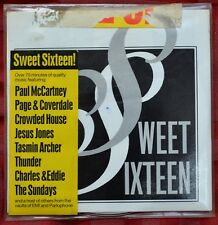 Q, Sweet 16 CD – Paul McCartney, Radiohead, Terrorvision – QCD1 – VG