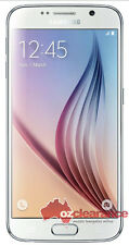 USED | SAMSUNG Galaxy S6 Edge SM-G925I | 32GB | White Pearl | Cracked screen