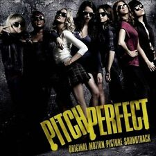 Pitch Perfect Original Motion Picture Soundtrack CD NEW factory sealed