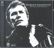 The United Artists Collection by Gordon Lightfoot (CD, Jul-1996, 2 Discs, EMI Music Distribution)
