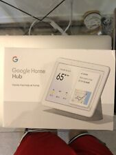 Google Home Hub with Google Assistant - GA00515-US New Sealed