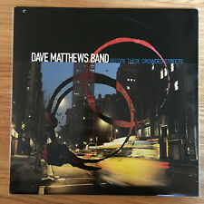 DAVE MATTHEWS BAND - Before These Crowded Streets - RARE Original 1998 2LP OOP!