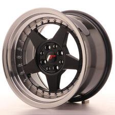 LLANTA Japan Racing JR6 16x9 ET20 4x100/108 Glossy Black