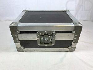 Heavy duty metal/composite flight case