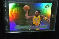 KOBE BRYANT UPPER DECK SPX XTREME REFRACTOR HOLO RARE SP LOS ANGELES LAKERS