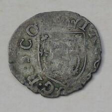 More details for james vi of scotland silver billon plack, or 8 penny, 1583-90,  20mm 1.57g, rare