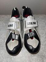 Pearl Izumi Tri Fly IIi 3 Road Bike Triathalon Shoes Cleats Men's 43 9.5
