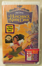 The Hunchback of Notre Dame (VHS, 1997)
