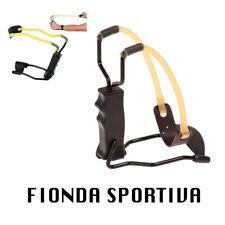 Fionda di Precisione Professionale con supporto braccio Gioco Sport Caccia