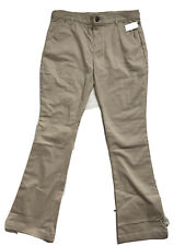 Old Navy Girls Boot Cut Uniform Pants. Size 16 Plus.