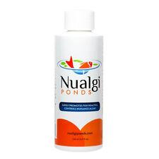 Nualgi Ponds Fish Health and Algae Control 500ml Safe For Fish Plants Birds Pets