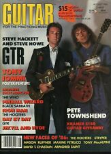 1986 August Guitar for the Practicing Musician - Vintage Magazine
