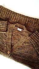 STEFANEL Cardigan maglione vintage 80s ciniglia