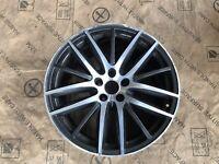 Maserati Ghibli 19'' Diamond Cut/Grey Alloy Wheel Genuine 670016855