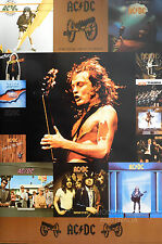 (LAMINATED) ACDC ALBUM COVERS POSTER (91x61cm)  NEW LICENSED ART