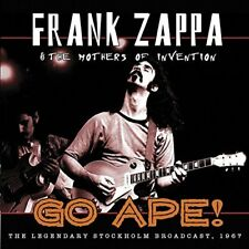 Frank Zappa & The Mo/Go Ape! The Legenda CD NEW