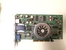 Grafikkarte Oldschool PC Geforce 4 - 8X TI4200 Ver. 1.0