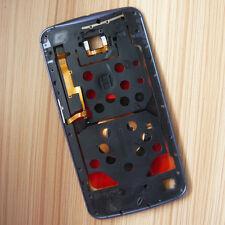 Blue Middle Frame Back Plate Bezel Volume Power Flex For Motorola Google Nexus 6