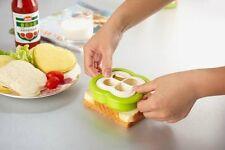 Clover Shape Sandwich Maker Bread Mould Cutter Kitchen DIY Accessory