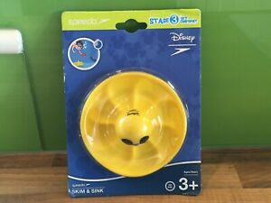 Disney Speedo Skim+Sink 3+ 28010 Yellow Retrieval Toy