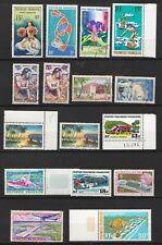 France - Polynésie française - Petite collection depuis 1958 - 16 timbres neufs