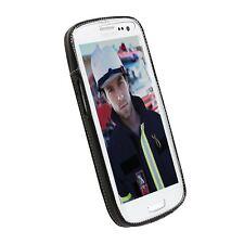 Krusell Classic Ajustado Funda de Piel Cartera para Samsung Galaxy S3 Siii