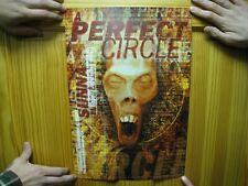A Perfect Circle Poster Alien Face Tool Warfield San Francisco 2000